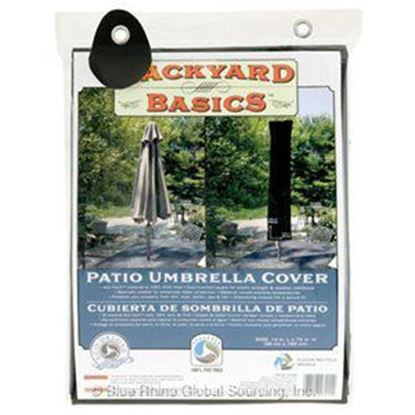 Picture of Backyard Basics Patio Umbrella Cover