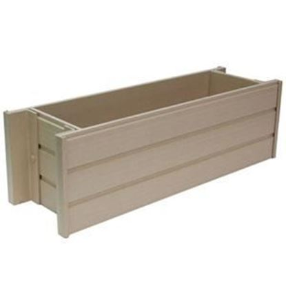 "Picture of EcoChoice 24"" Rect Window Box"