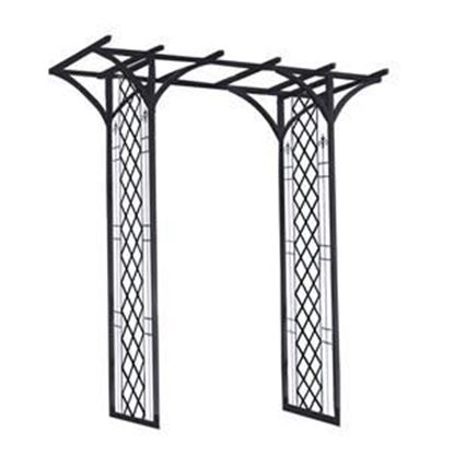Picture of Garden Arbor with Lattice
