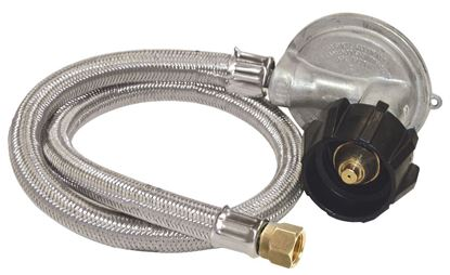 Picture of 36-in Stainless Braided Hose for Gas Grills