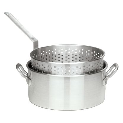 Picture of Bayou Classic Aluminum Fry Pots with Baskets