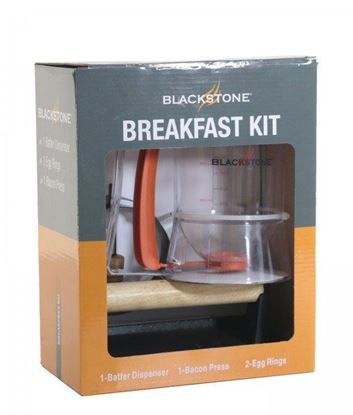 Picture of Cast Iron Breakfast Kit