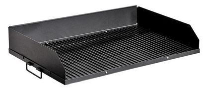 "Picture of Blackstone 28"" Grill Top for the Blackstone 28"" Griddle/Grill Base"
