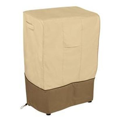 Picture of Gardelle Fabric Square Smoker Cover