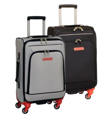 Picture of Swiss Cargo Petra Series Spinner Upright Luggage