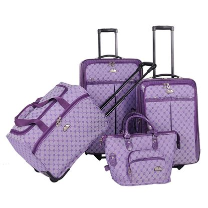 Picture of American FLyer 4-pc Signature Luggage Set