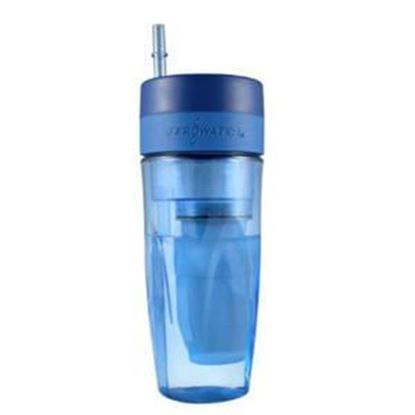 Picture of Blue Tumbler With Ion Exchange Filter