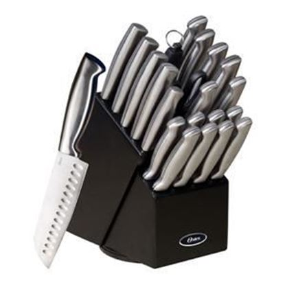 Picture of Oster Baldwyn 22-piece Stainess Steel Cutlery Set