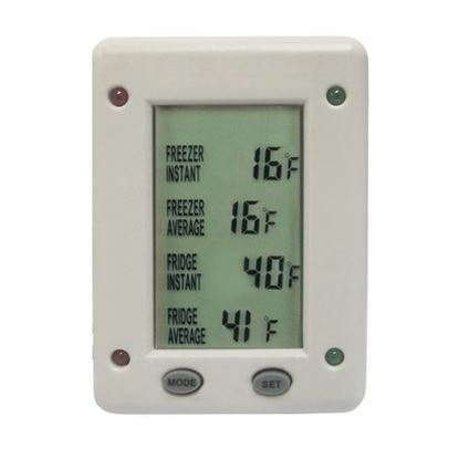 Picture of Refrigerator/Freezer Thermometer