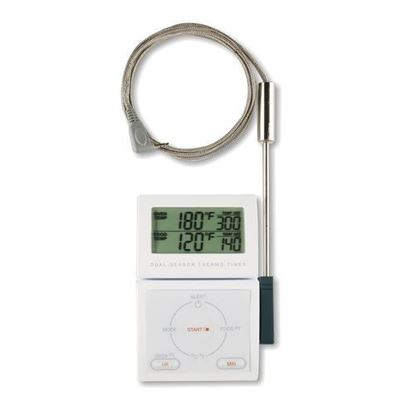 Picture of Dual Sensor Oven & Roasting Digital Thermometer with Timer