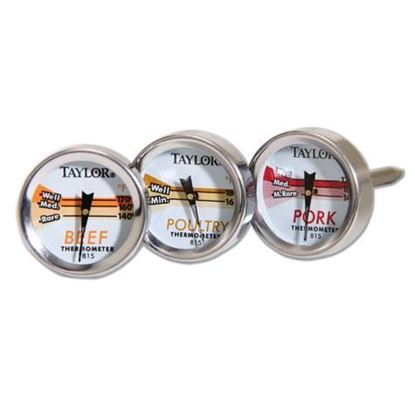 Picture of Weekend Warrior Grill Thermometers - Set of 4