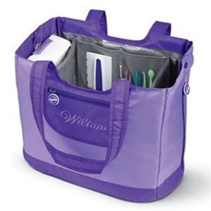 Picture of Wilton Ultimate Decorating Set Tote, 216-Pc