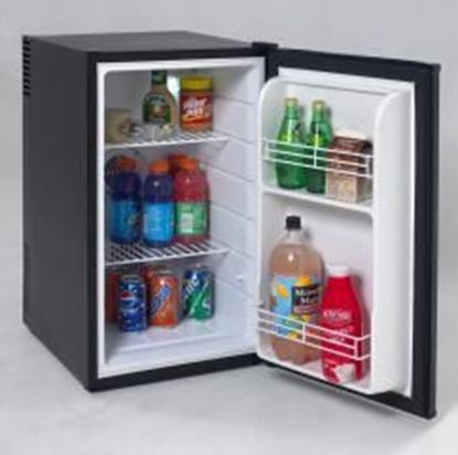 Picture of 2.5 Cubic Foot Compact Superconductor Refrigerator with Black finish