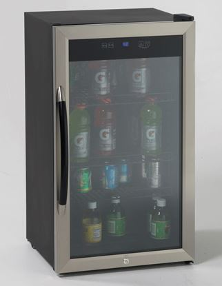 Picture of 3.0CF Showcase Beverage Cooler