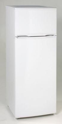 Picture of 7.4 CF Two Door Apartment Size Refrigerator - White