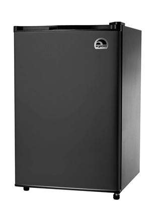 Picture of 4.6 Cubic FT. Fridge (Black, White, or Stainless Steel)