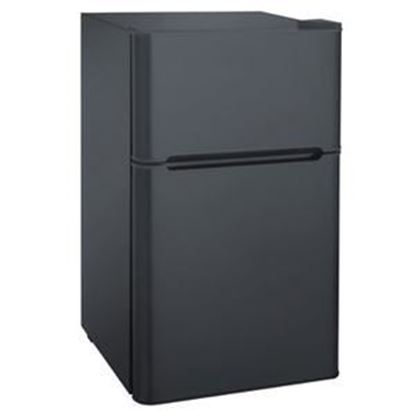 Picture of Igloo 3.2 cubic foot 2-Door Refrigerator and freezer (White, Black, or Stainless Steel)