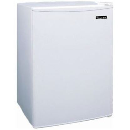 Picture of 2.4 cu. Ft. refrigerator w/Freezer - White