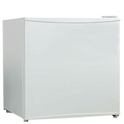 Picture of 1.6 cubic foot Refrigerator (White, Black, Wood finish, or Stainless Steel)
