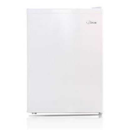 Picture of 2.4 cubic foot Refrigerator (White, Black, Wood Finish, or Stainless Steel)