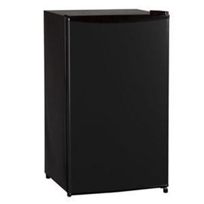 Picture of 3.3 cf single door Refrigerator (Black, White, or Stainless Steel)