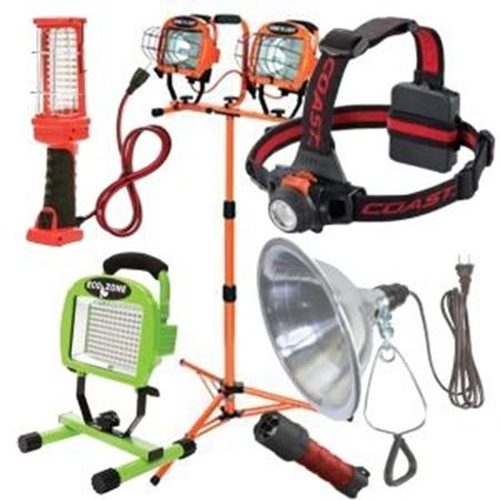 Picture for category Flashlights & Worklights