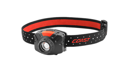 Picture of 300 lumen Headlamp with Fixed wide angle flood beam