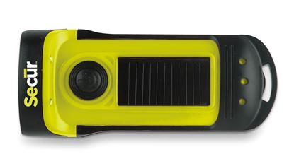 Picture of Waterproof Solar LED Flashlight
