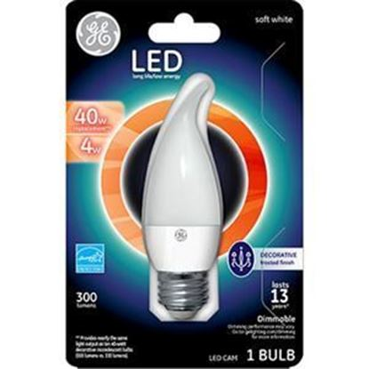 Picture of GE LED Soft White Light Bulb