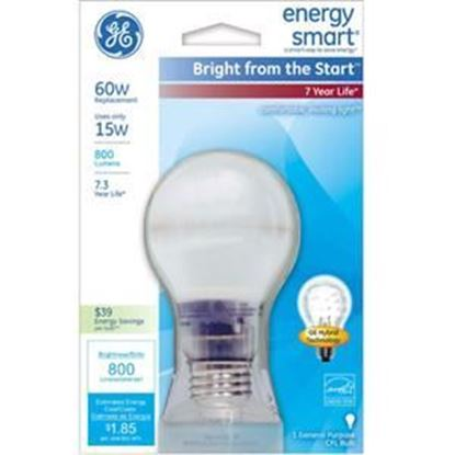 Picture of GE energy smart Fluorescent Bulb