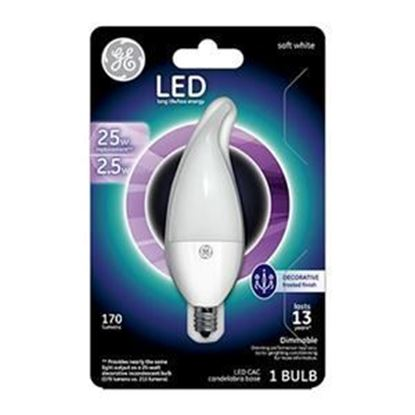 Picture of GE LED Light Bulb Soft White