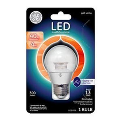 Picture of GE LED Light Bulb
