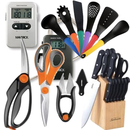 Picture for category Cutlery & Gadgets