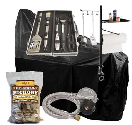 Picture for category Grilling & Smoker Accessories
