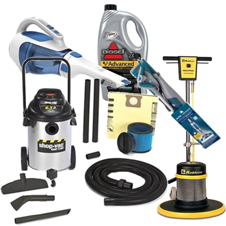 Picture for category Vacuums & Floor Care