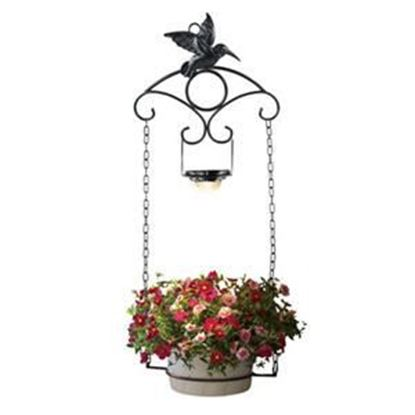 Picture of Coleman Cable Solar Powered LED Hummingbird Plant Hanger