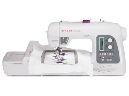 Picture of Futura XL-550 Electric Sewing & Embroidery Machine