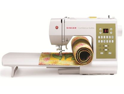 Picture of Confidence Quilter Electric Sewing Machine