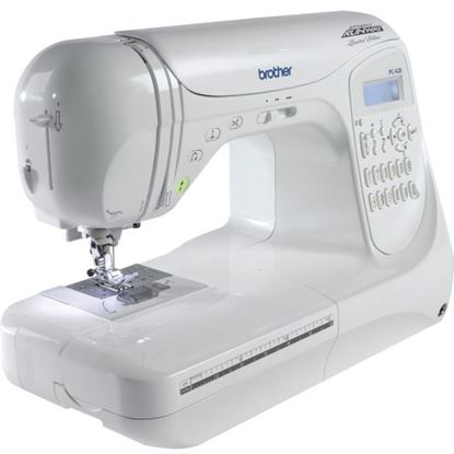 Picture of PROJECT RUNWAY™ LIMITED EDITION COMPUTERIZED SEWING MACHINE
