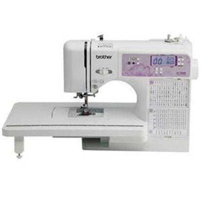 Picture of Computerized Sewing & Quilting Machine with 2 Built-in Sewing Fonts