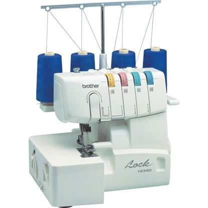 Picture of 3/4 THREAD SERGER WITH DIFFERENTIAL FEED