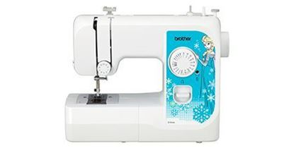 Picture of 17-Stitch Disney Interchangeable Faceplates Sewing Machine