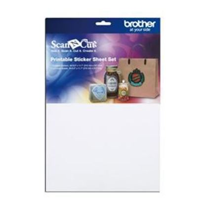 Picture of Brother Printable Sticker Sheet Set