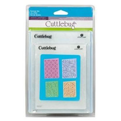 Picture of Cuttlebug Summer Set, 4 Pieces