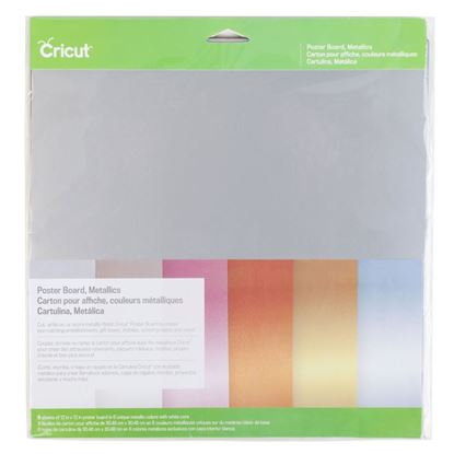 Picture of Poster Board, Metallics