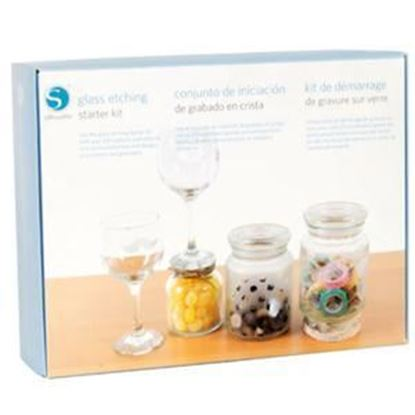 Picture of Glass Etching Starter Kit