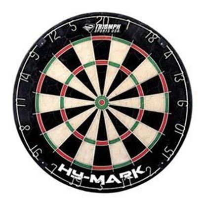 Picture of Triumph Sports USA Hy Mark Advanced Level Bristle Dartboard