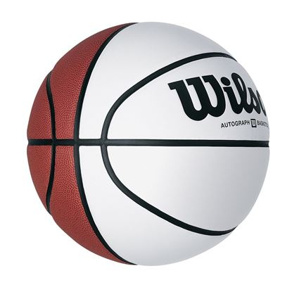 Picture of Wilson Autograph Basketball