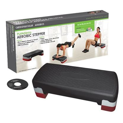 Picture of PurAthletics Aerobic Stepper