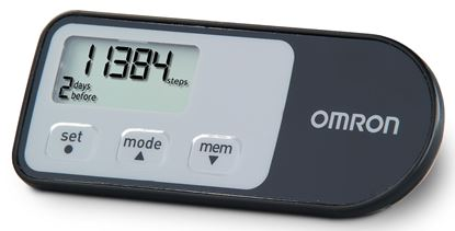 Picture of Alvita Optimized Pedometer With Four Activity Modes